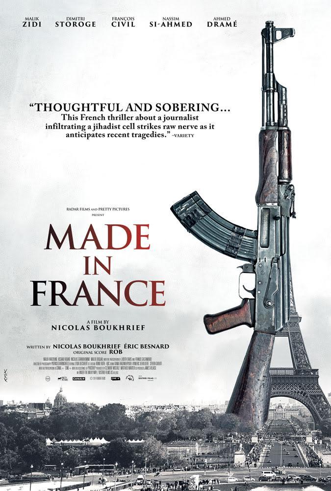ดูหนังออนไลน์ Made in France (2015)